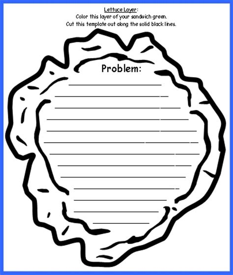 Outline for a fifth grade book report